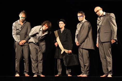 Das Leben des Timon, Theater Viel Lärm um Nichts ©Hilda Lobinger, 2013